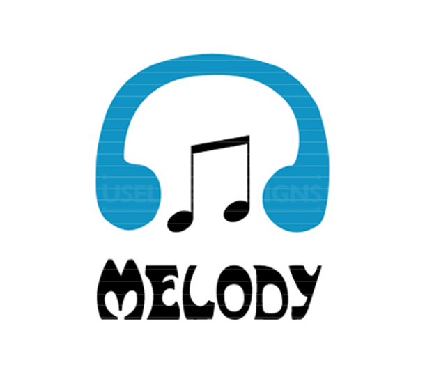 Melody Music Free Photoshop Logo Trytemplates